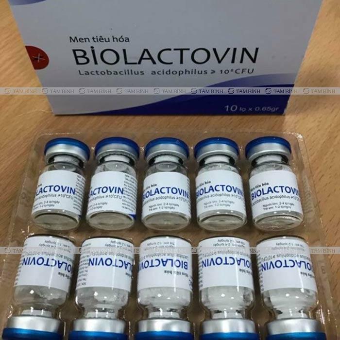 Men tiêu hóa biolactovin