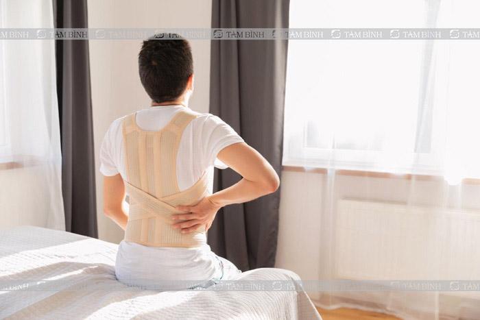 Tác dụng của đai lưng cột sống