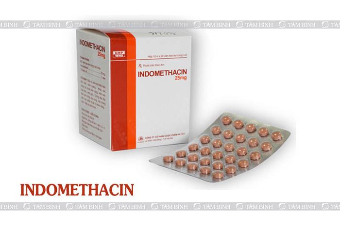 thuốc chống viêm không steroid Indomethacin