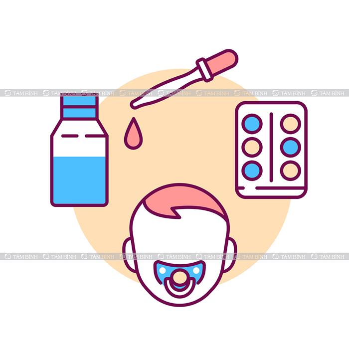 liều dùng loperamid cho trẻ em