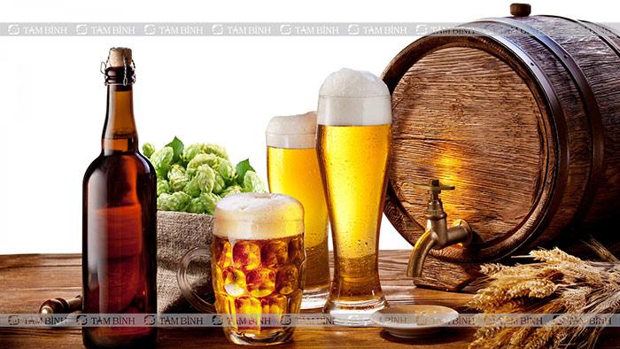 Người bị táo bón nên kiêng bia rượu