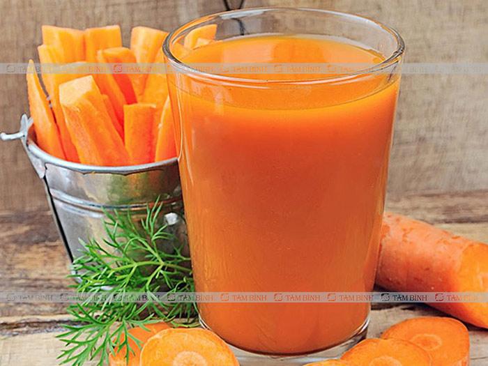 Cà rốt - Táo bón nên ăn gì và kiêng gì
