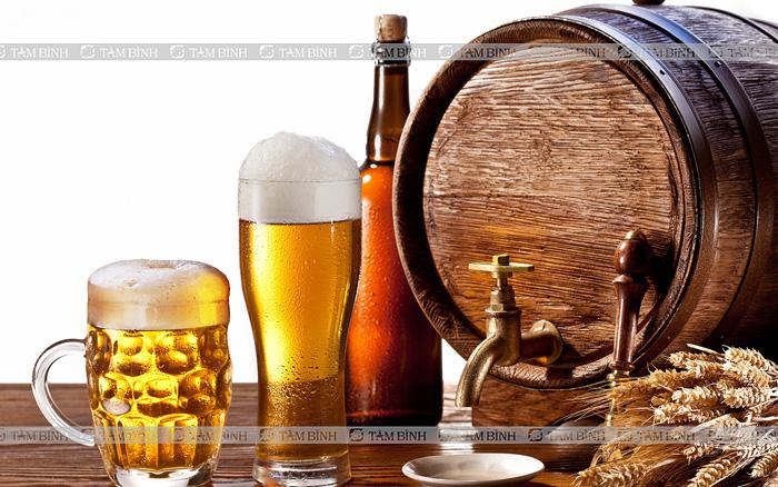 Viêm khớp cổ chân nên ăn gì và kiêng gì - rượu bia