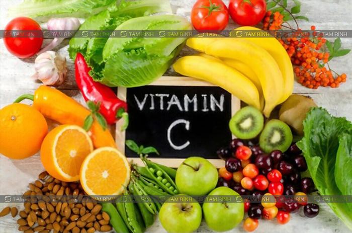 gai cột sống nên bổ sung vitamin C