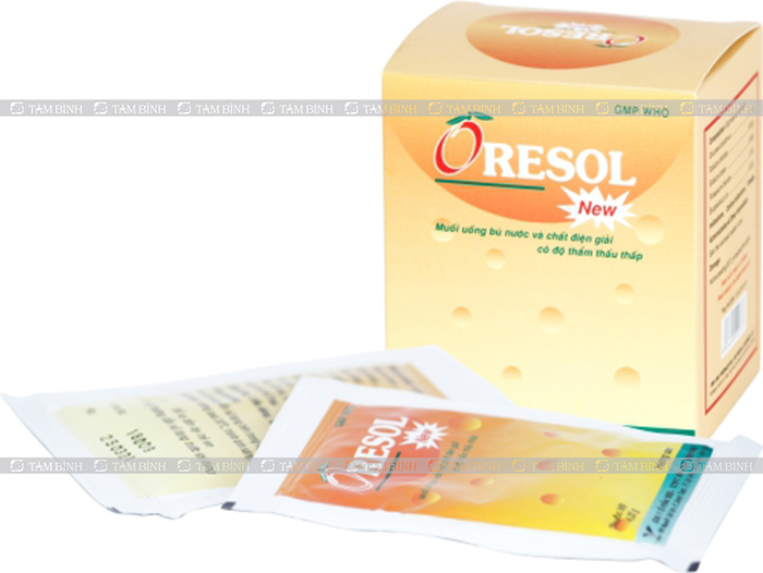 Oresol New 4,22g