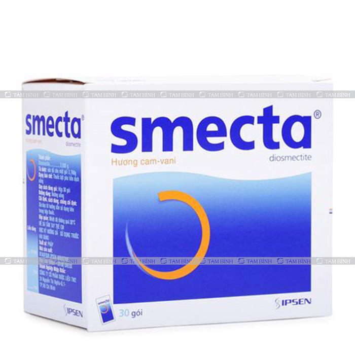 thuốc Smecta là gì