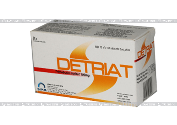thuốc detriat