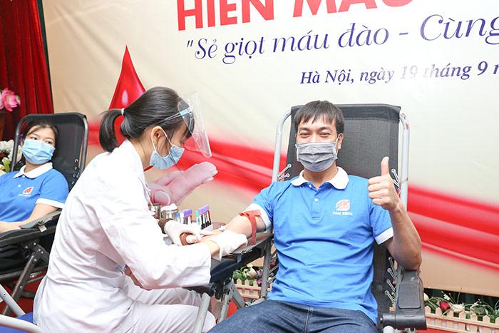 Ngày hội Hiến máu Tâm Bình - 04