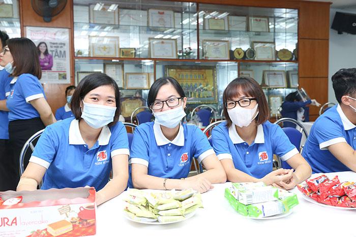 Ngày hội Hiến máu Tâm Bình - 06