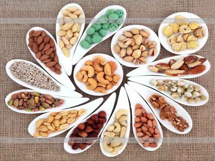 Ung thư đại tràng nên ăn gì và kiêng gì - ngũ cốc nguyên hạt