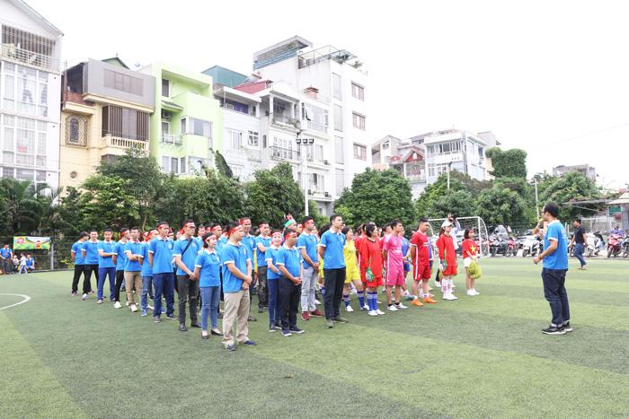Giải bóng đá Tâm Bình 2