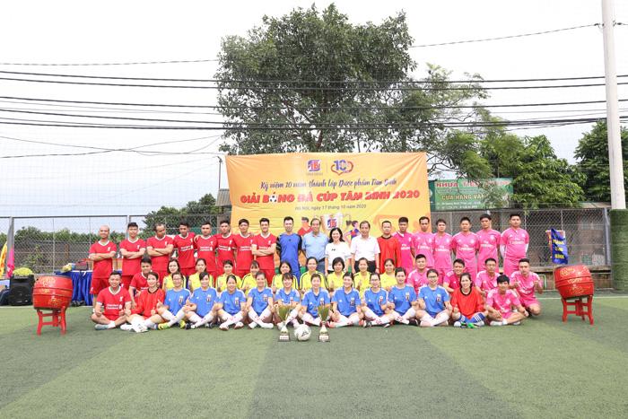 Giải bóng đá Tâm Bình 1