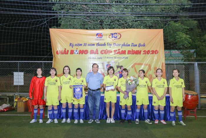 Giải bóng đa Tâm Bình 3