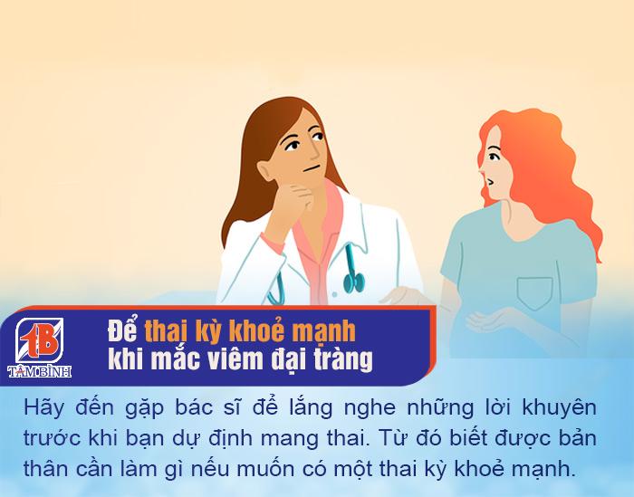 Tham khảo ý kiến bác sĩ trước khi mang thai