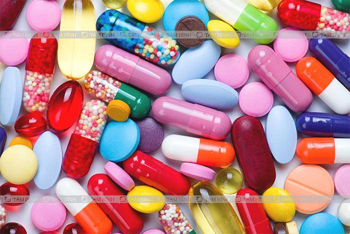 Thuốc kháng sinh gây mất cân bằng hệ vi sinh đường ruột