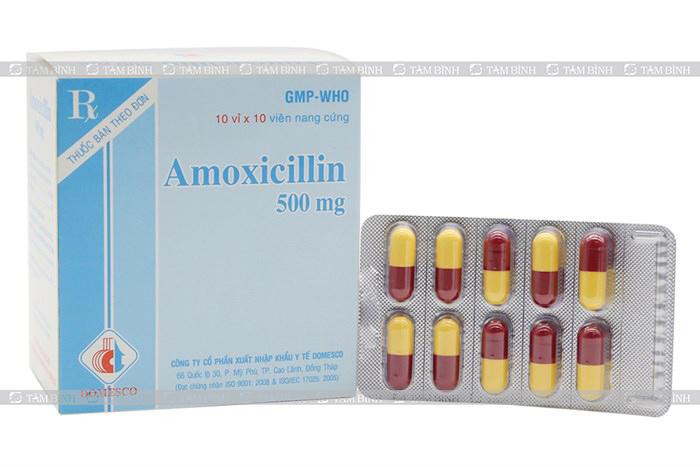 Sử dụng thuốc kháng sinh gây tiêu chảy mạn tính