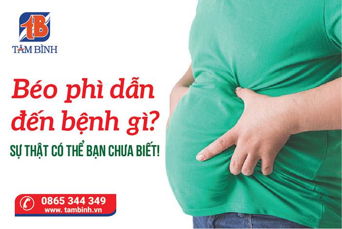 béo phì là bệnh gì