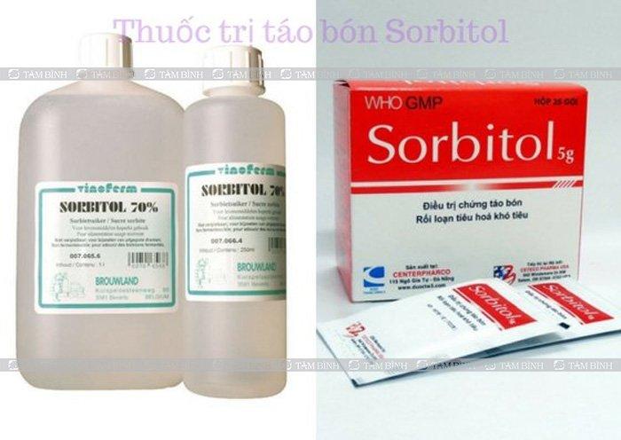 Sorbitol có hàm lượng và điều chế như thế nào