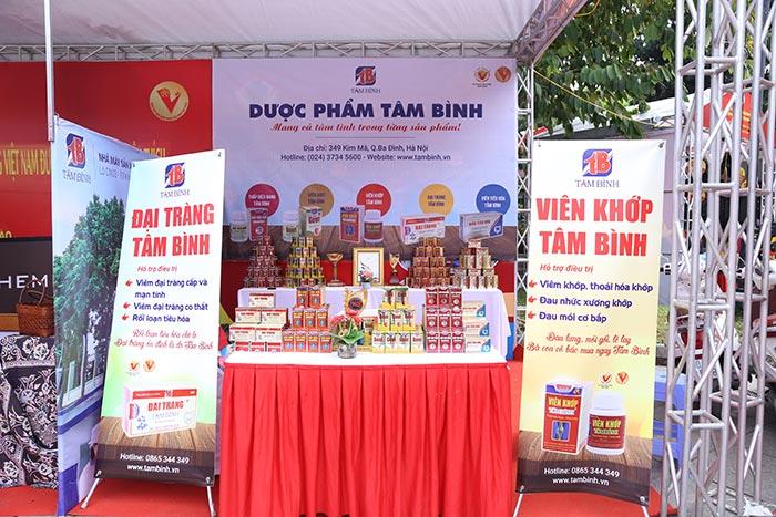 Gian hàng - Hàng Việt Nam được người tiêu dùng yêu thích
