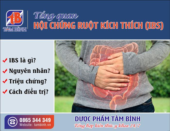Tổng quan hội chứng ruột kích thíchIBS