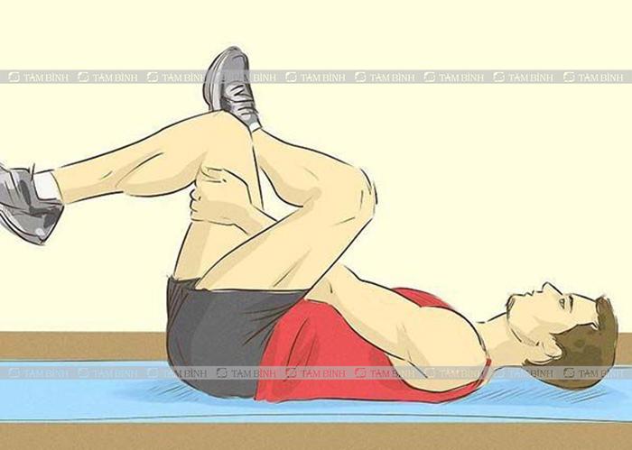 Kéo giãn cơ hình lê giúp trị đau thần kinh tọa