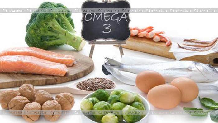 Đau lưng nên ăn gì Thực phẩm giàu omega 3