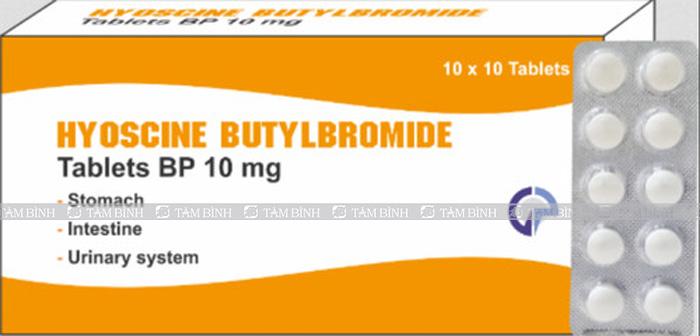 Thuốc Hyoscine butylbromide là gì?