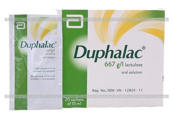 Thuốc duphalac là gì