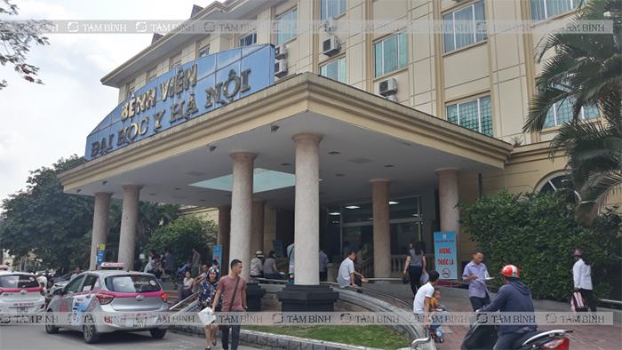 chữa viêm đại tràng tại bệnh viện đại học y hà nội