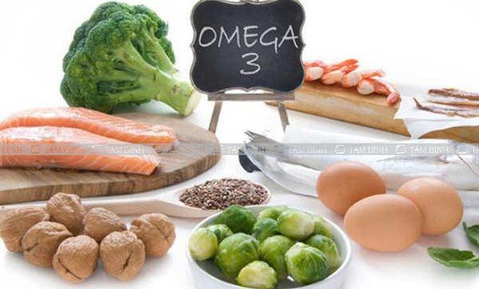 bổ sung thực phẩm giàu omega3
