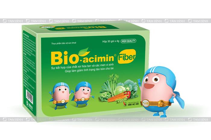 cốm vi sinh bioacimin Fiber