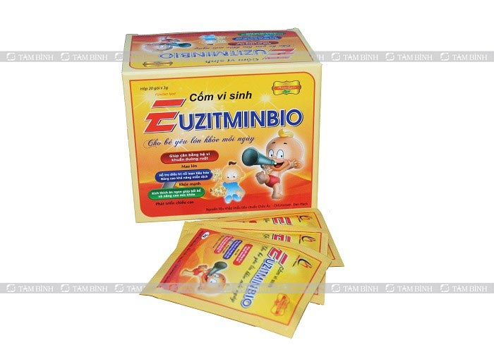 Cốm vi sinh Euzitminbio