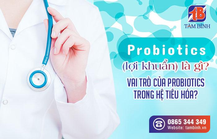 probiotic là gì