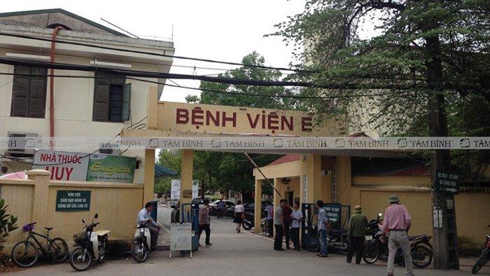 Bệnh viện E - Địa chỉ khám chữa bệnh gout