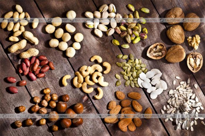 Các loại hạt tăng testoterone cho nam giới