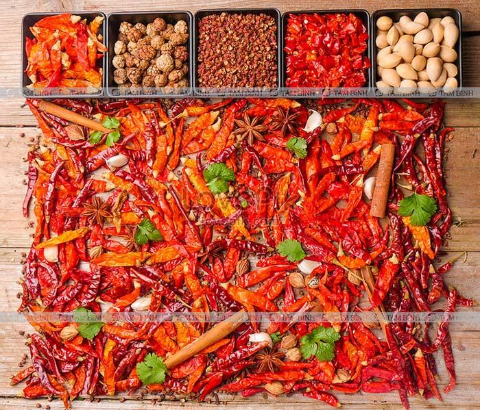 Thực phẩm có vị cay làm giảm số lượng và chất lượng của tinh trùng