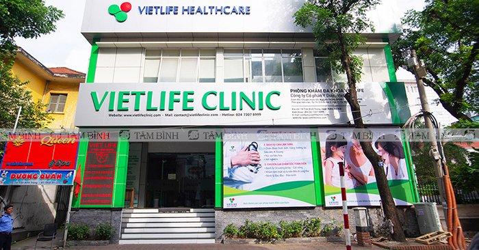 Phòng khám Vietlife - Địa chỉ khám bệnh gout