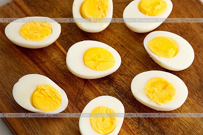 Trứng - thực phẩm người yếu sinh lý nên ăn
