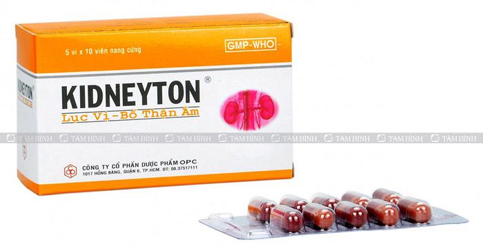 Thuốc bổ thận âm Kidneyton
