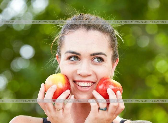 Ăn táo tốt cho người có đường ruột kém