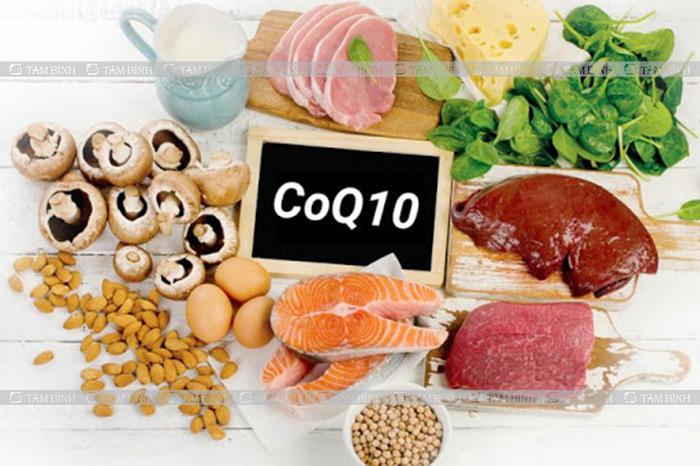 Coenzyme Q10 làm tăng chất lượng tinh trùng