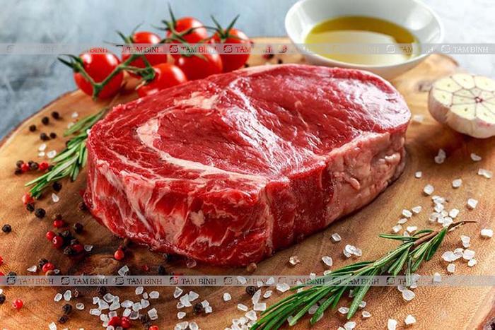 thịt bò hỗ trợ sinh lý