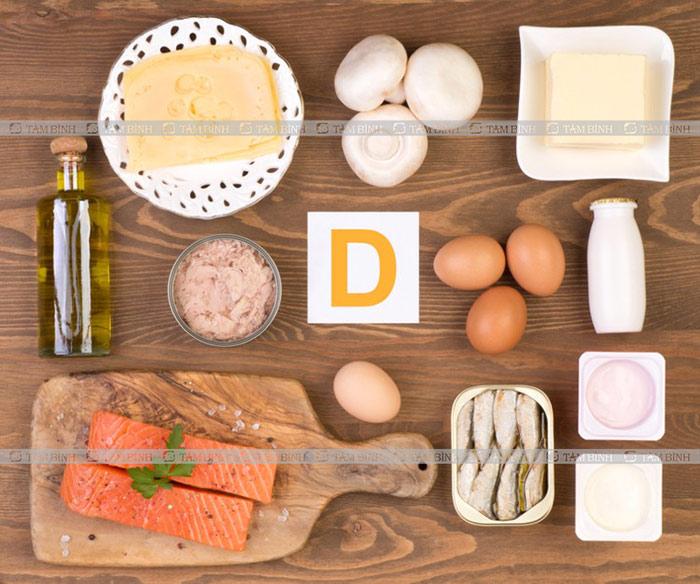 Vitamin D giúp sản xuất nhiều tinh trùng