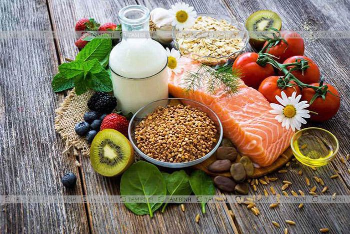 Chế độ ăn cho người mỡ máu