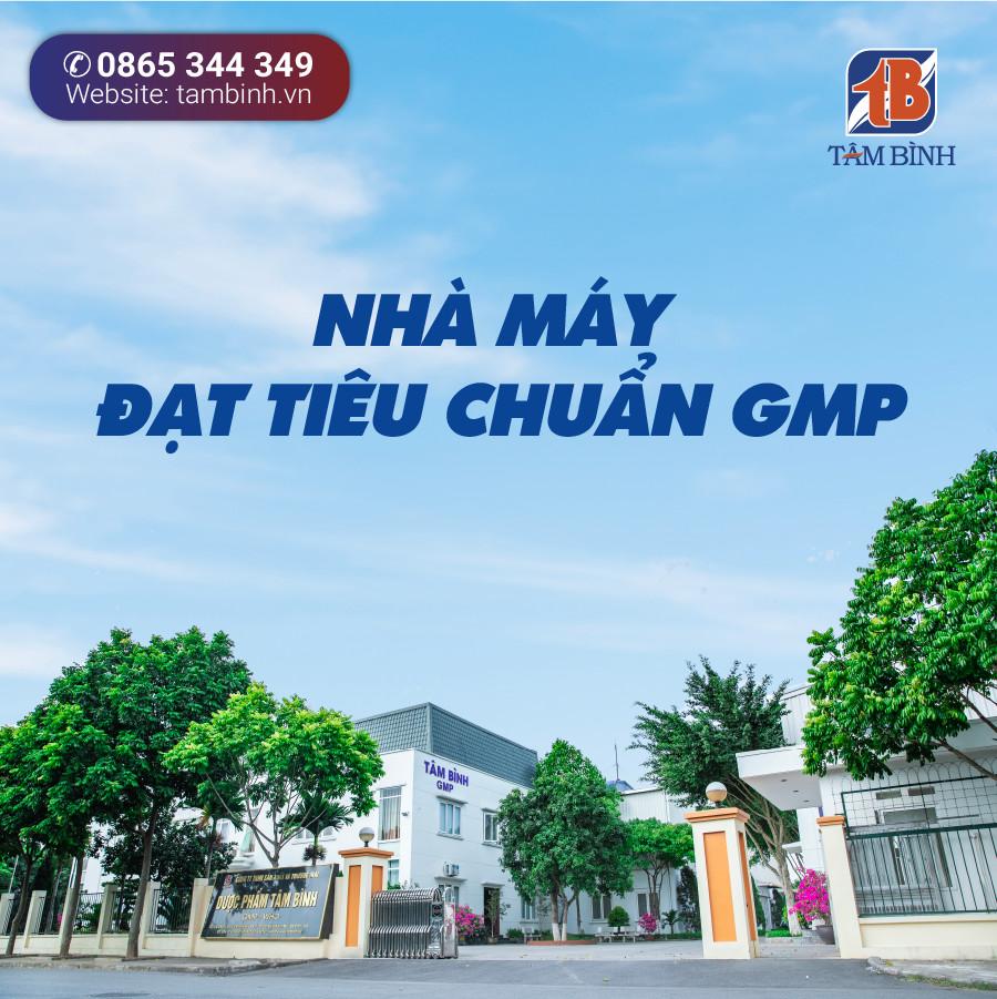 Nhà máy GMP Tâm Bình