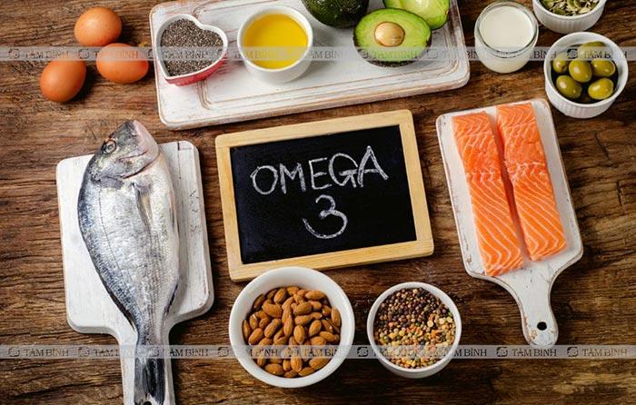 bổ sung omega-3 cho người mỡ máu cao