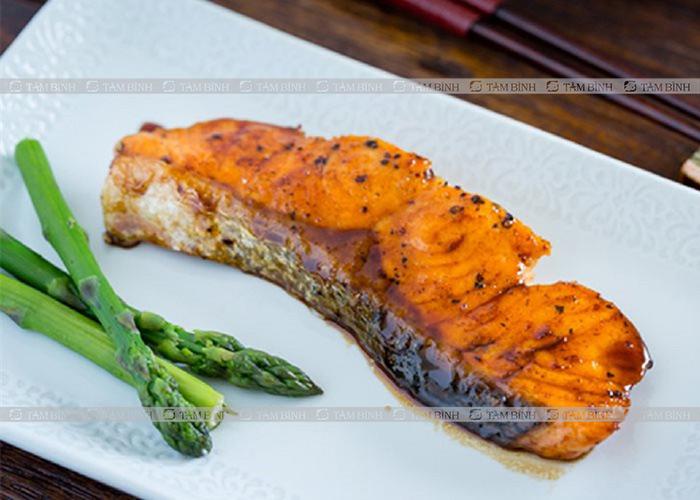 Chế biến món ăn từ cá cho người mỡ máu