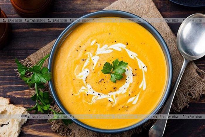 súp bí đỏ chữa bệnh mỡ máu