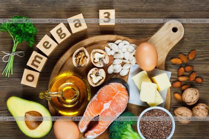 Bổ sung omega 3 giúp tăng mỡ máu tốt, cải thiện sức khỏe