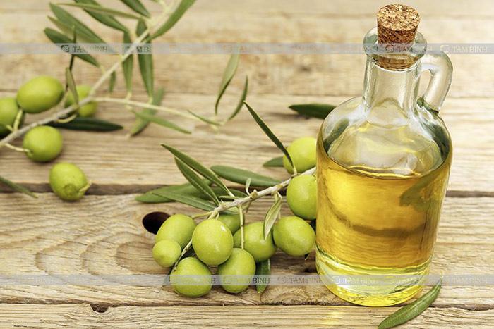 Dầu oliu tăng tăng HDL-cholesterol